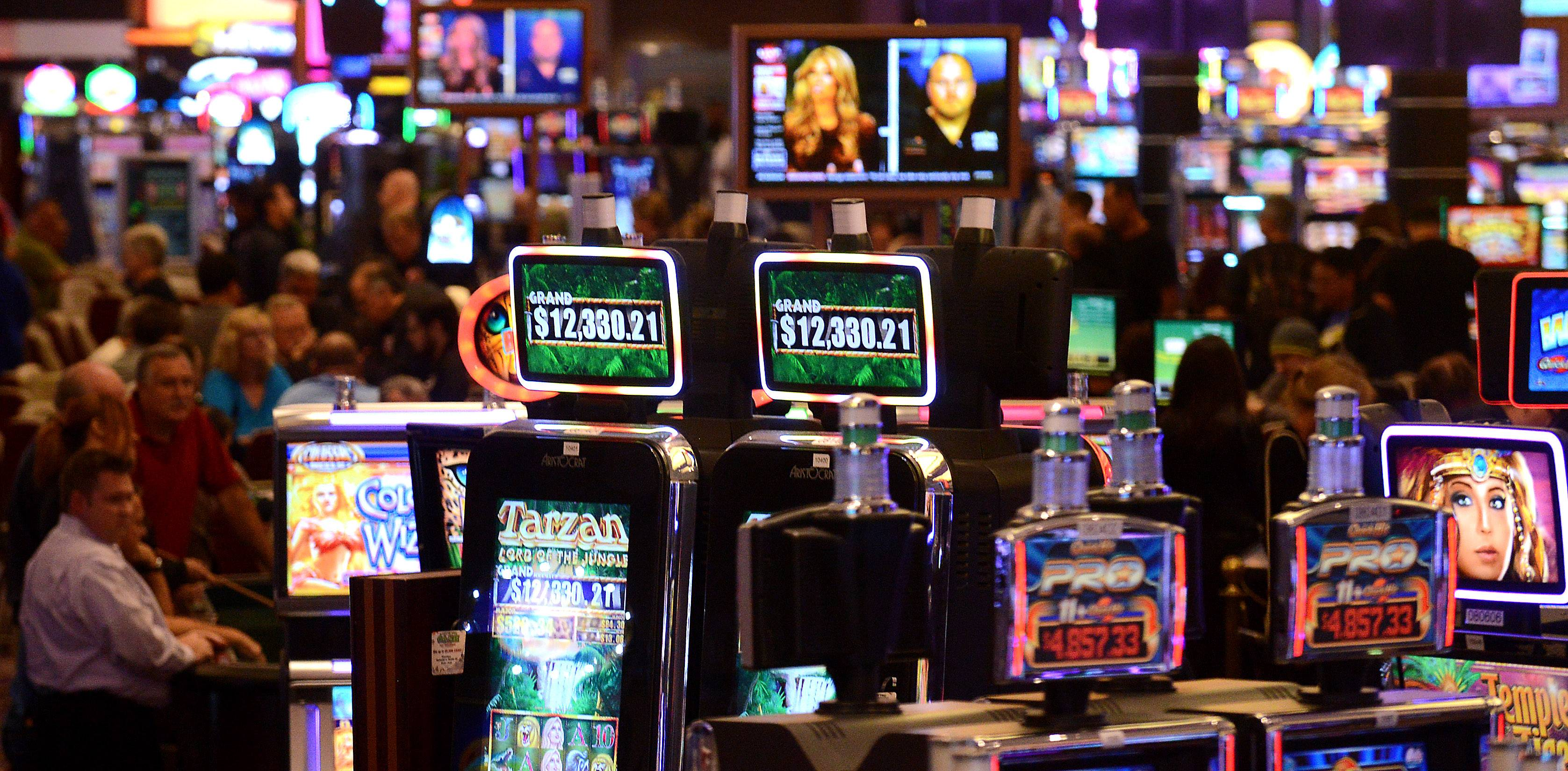 Elgin's Grand Victoria Casino provides many groups with needed funds each year, but the grants distributed by Kane County have decreased the last several years. In 2015 the county doled out $5.3 million for programs. Next year, that will decrease to $4.78 million.