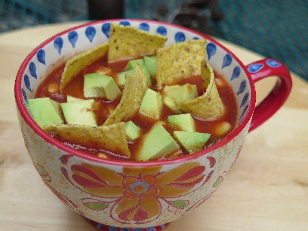 Soupalooza: Experimenting with infinite varieties of tortilla soup