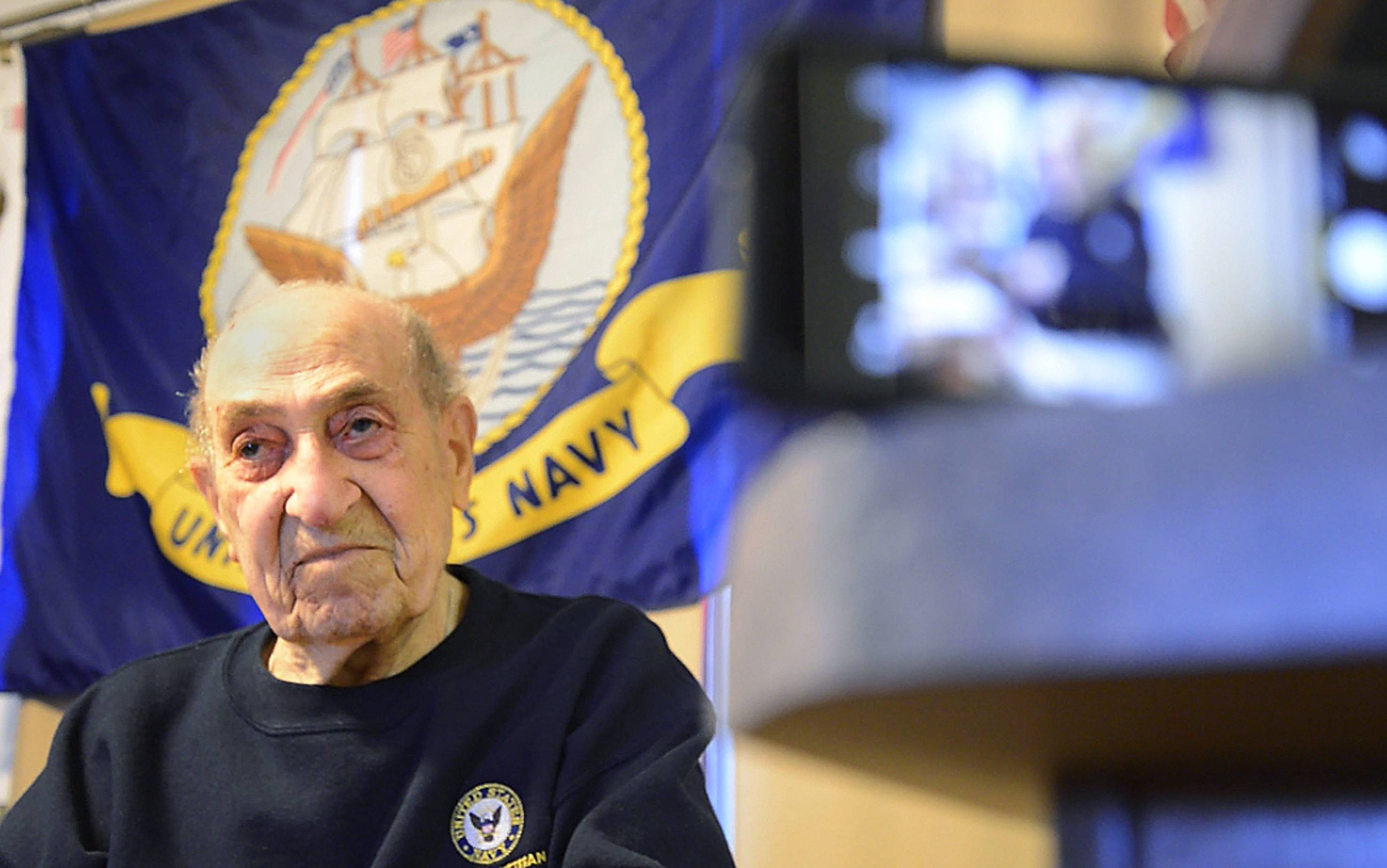 A kind and gentle grandfather and great-grandfather, Tony Gargano, 95, of Spring Grove, only recently began talking about his three brutal years as a prisoner of war during World War II.