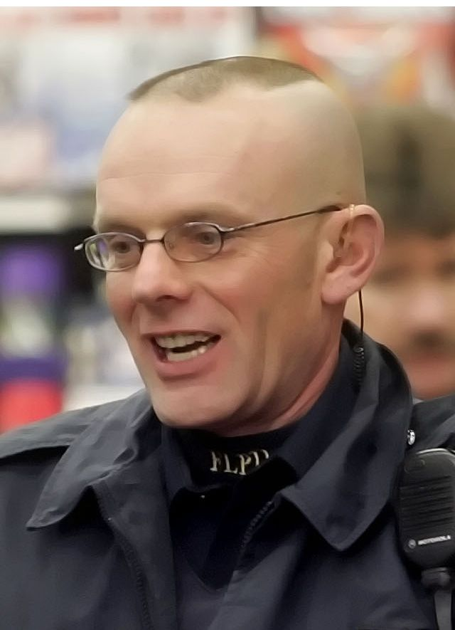 Fox Lake police officer Joe Gliniewicz was killed Tuesday in the line of duty.