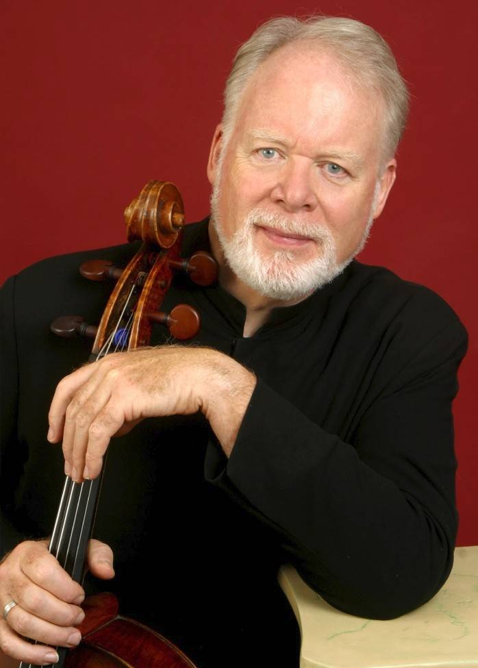 World-renowned cellist Lynn Harrell will perform Tchaikovsky's Variations on a Rococo Theme and the Andante cantabile movement from String Quartet No. 1 with the Elgin Symphony Orchestra.