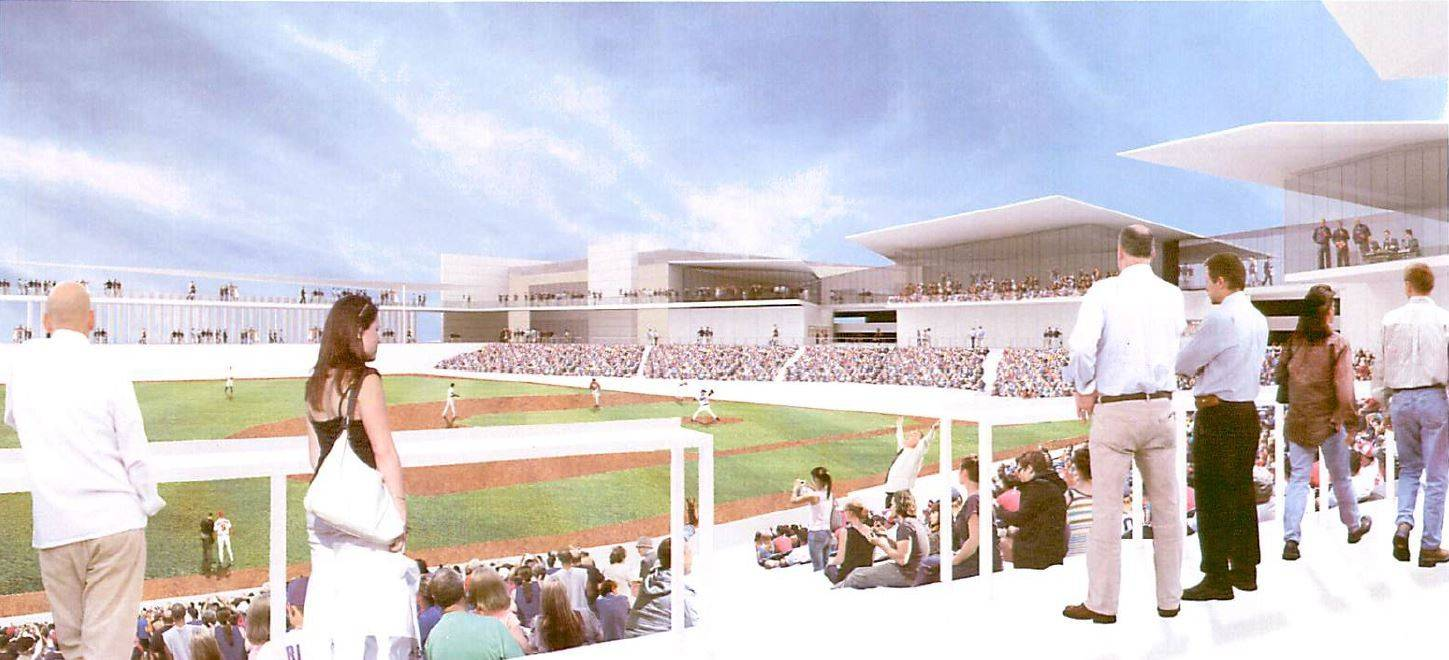 Rosemont minor league baseball stadium proposed for land once pitched to Cubs