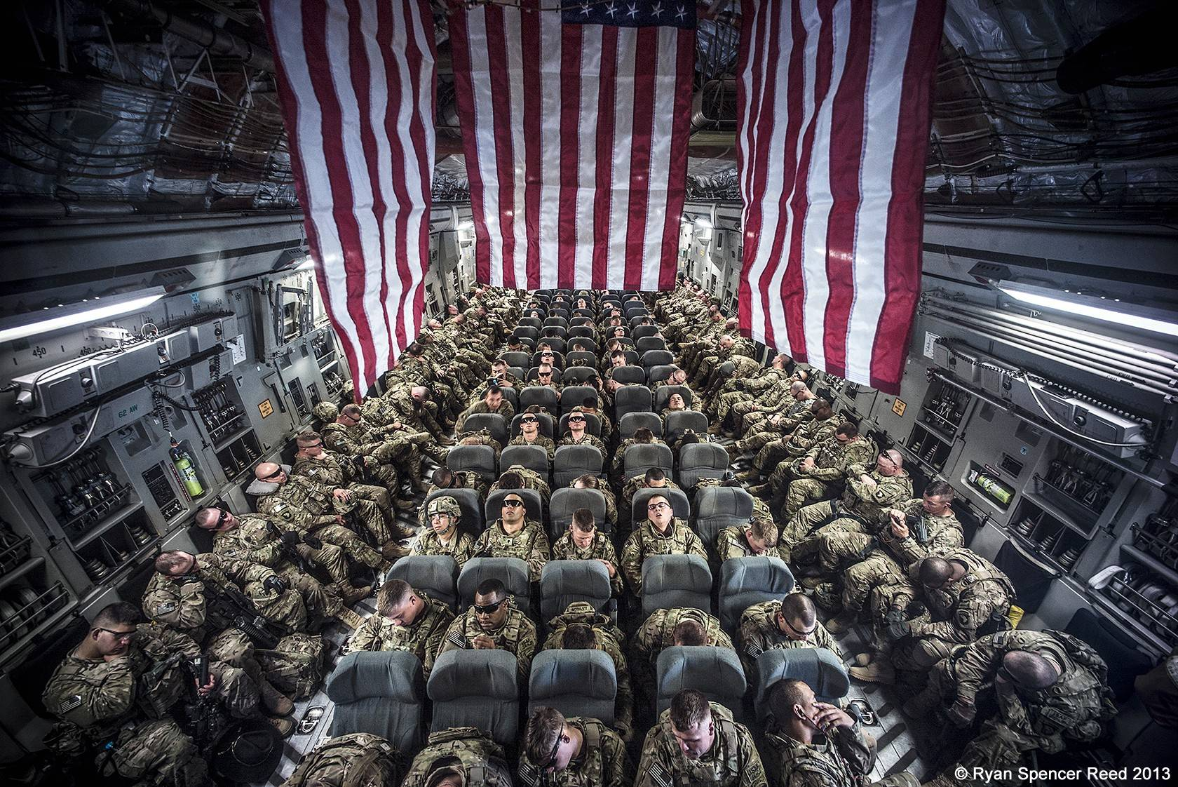 The photography of Ryan Spencer Reed, who was embedded with the 101st Airborne Band of Brothers in Afghanistan, will be on display Sept. 11 to Nov. 11 at Urban Edge Gallery in downtown Waukegan as part of the Waukegan Arts Council's ArtWise series.