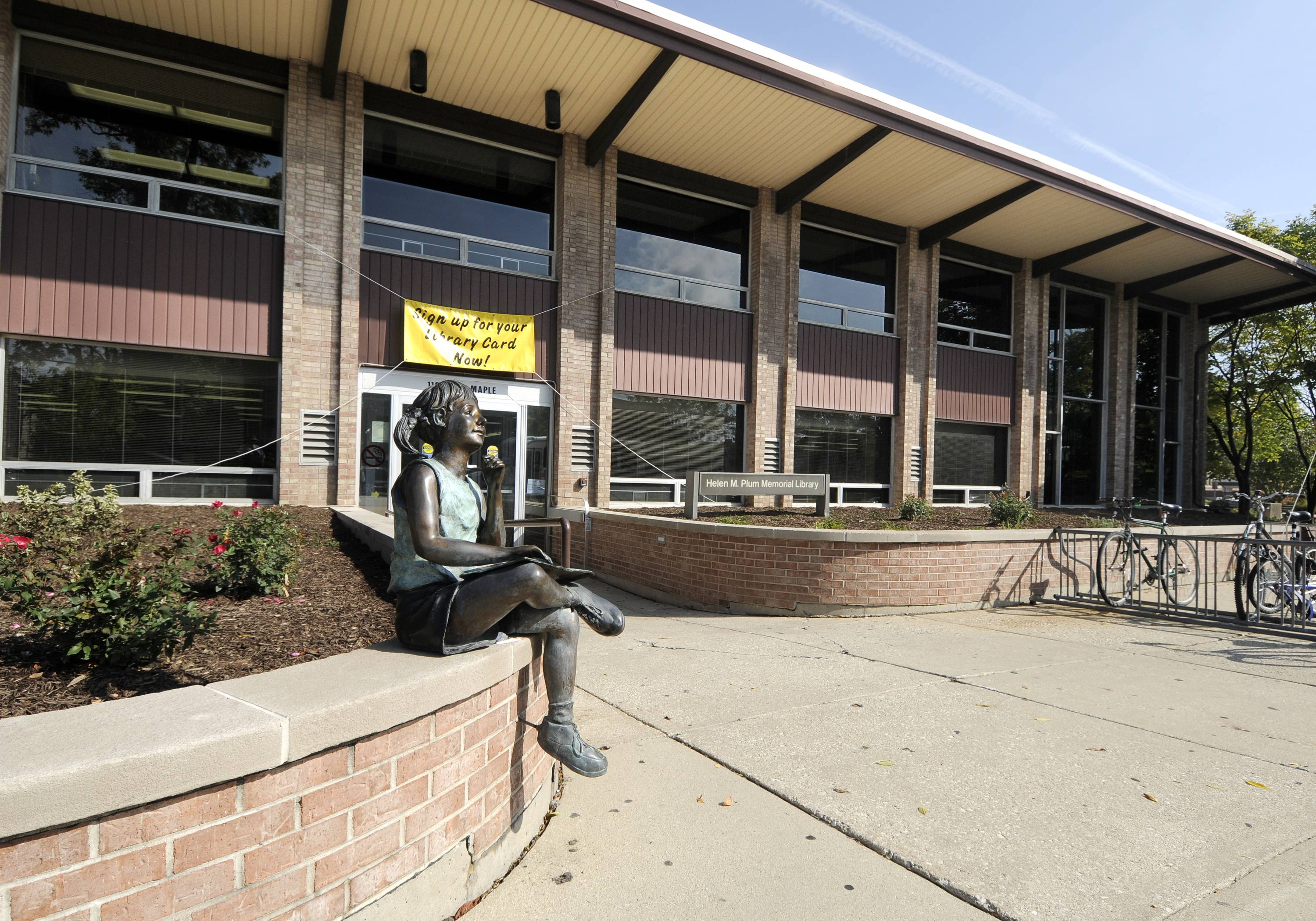 In preparation for referendum, Lombard library hires firms to analyze building