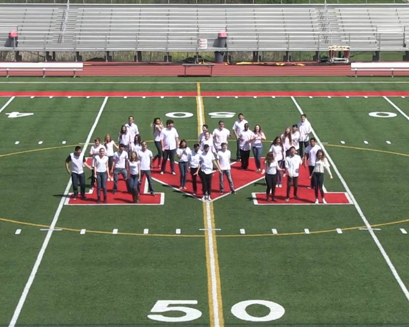 Mundelein unveils promotional music video