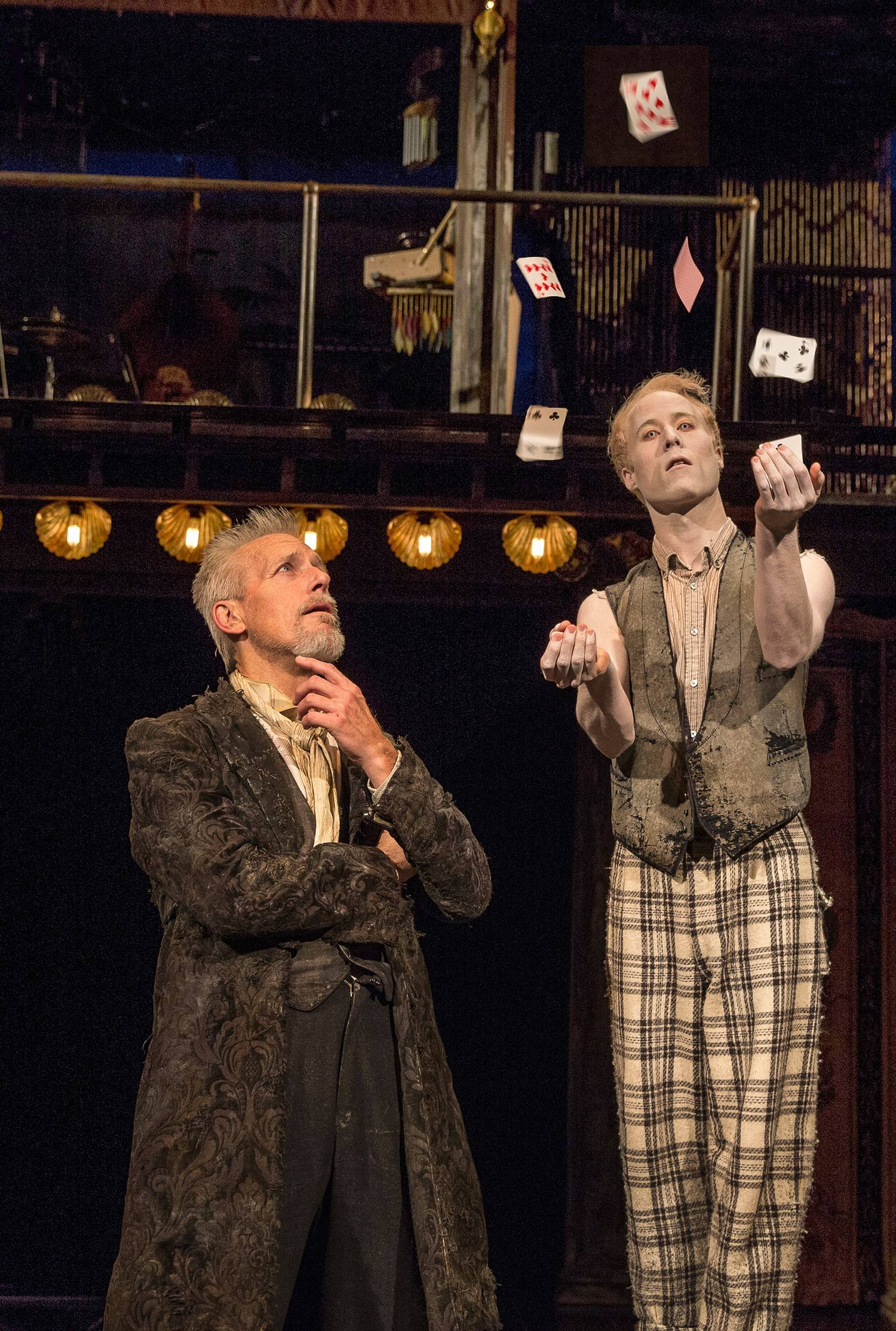 Chicago Shakespeare conjures imaginative, enchanting 'Tempest'