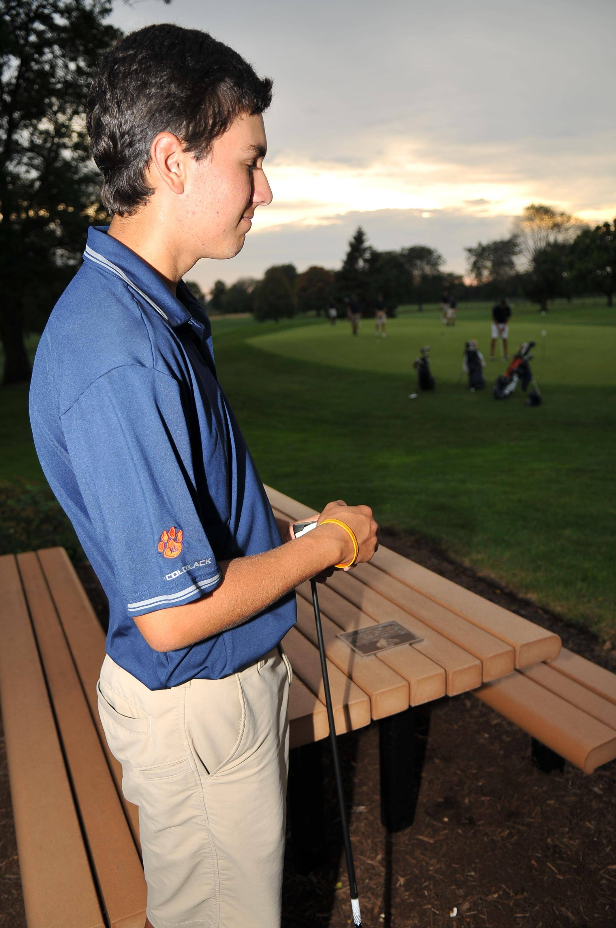 Golf match keeps Naperville teammate's memory alive