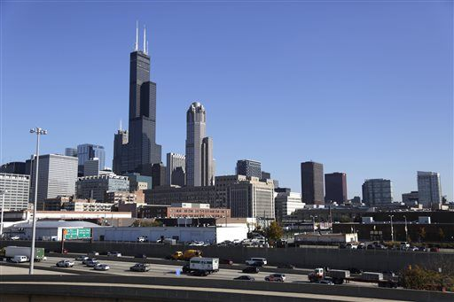 Would suburbanites reconsider driving into Chicago if they had to pay a commuter tax?