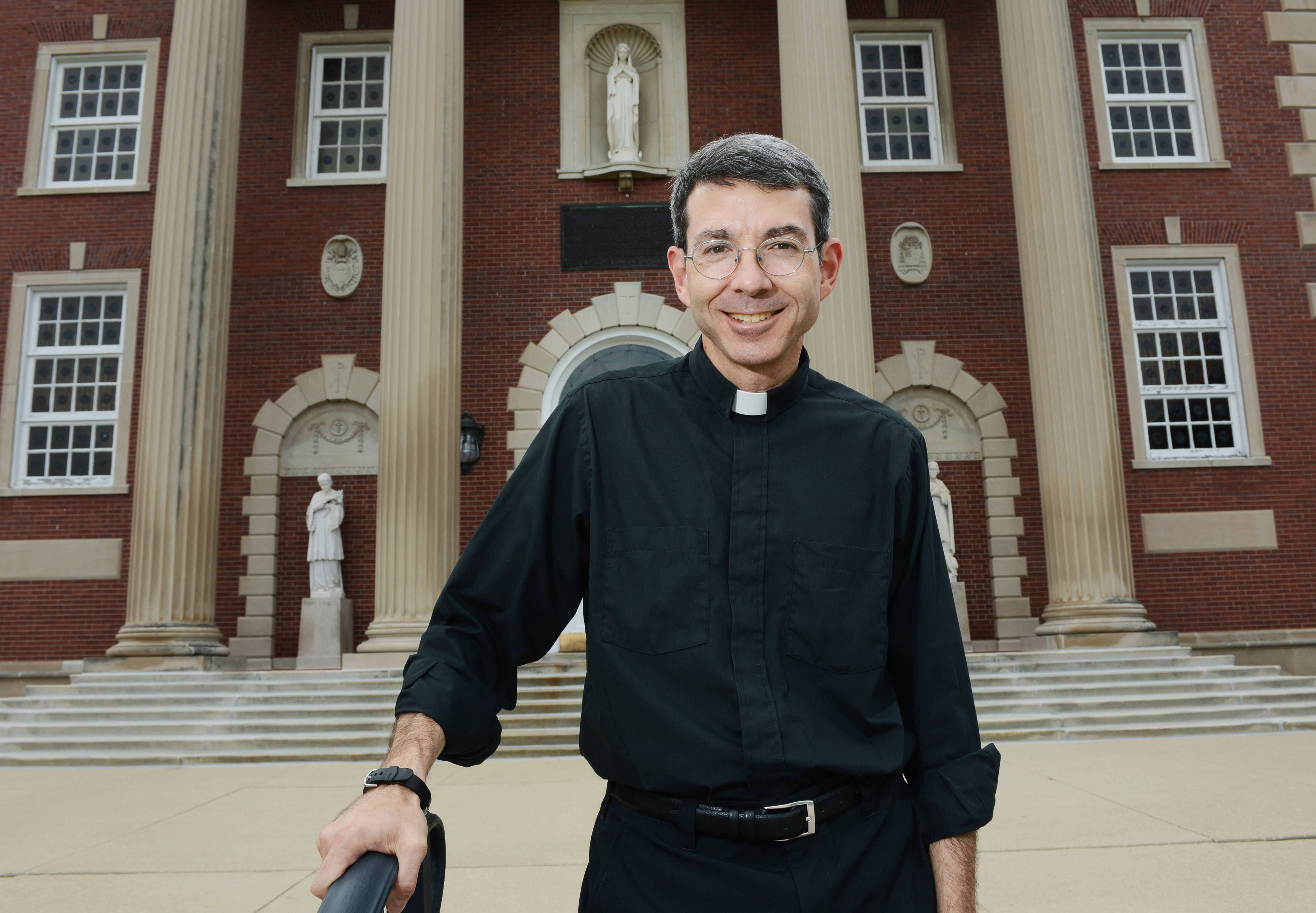 Lester: The rundown on how Mundelein rector mixes faith, physics