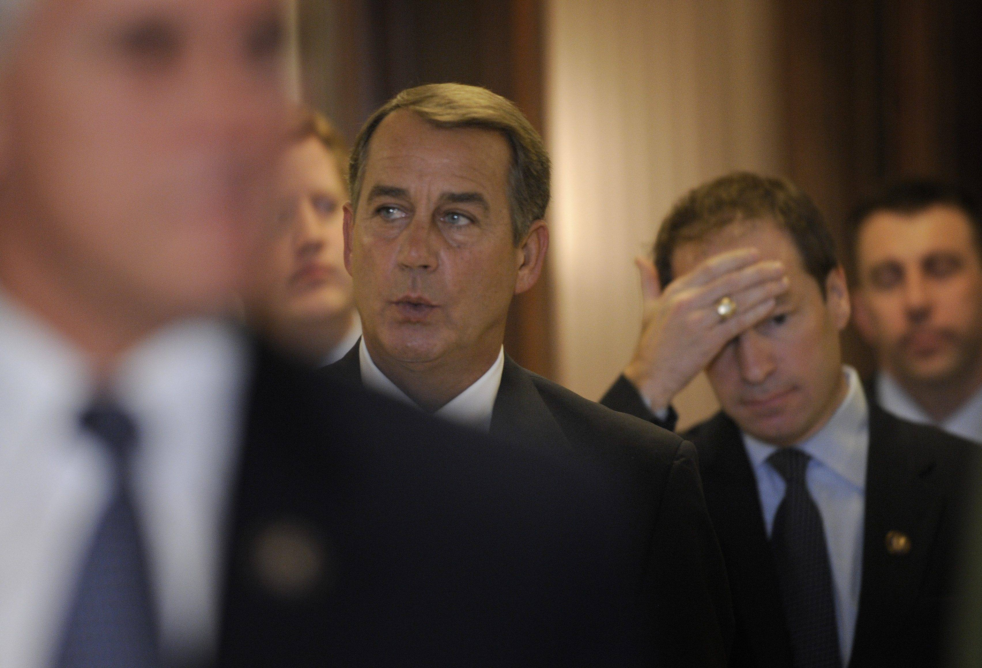 As Boehner retires, Roskam wins support for look at party's future