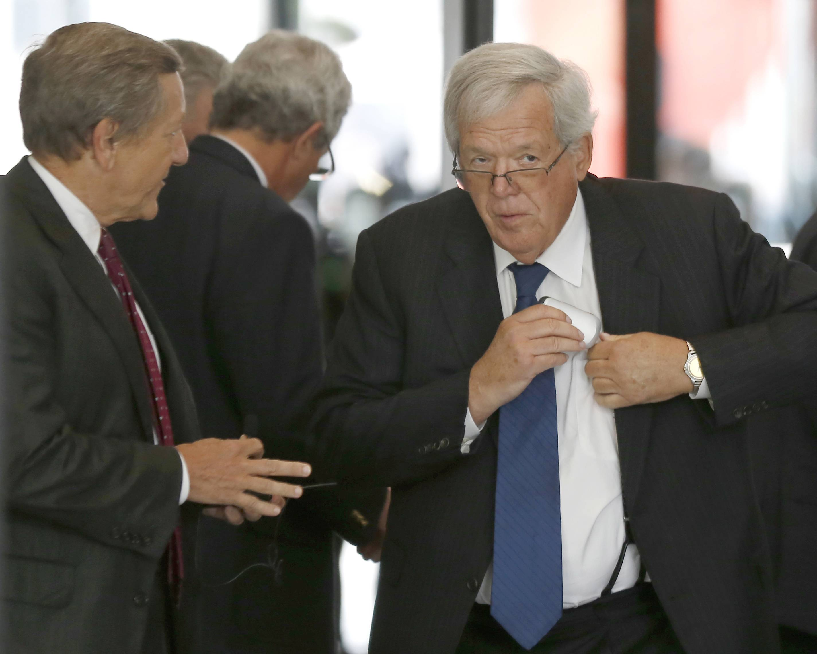 Hastert judge: Trial could start in March or April