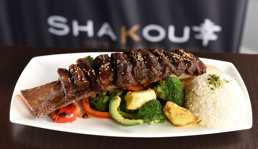 Shakou, a restaurant featuring Asian cuisine, is opening its third suburban location in Barrington on Monday.