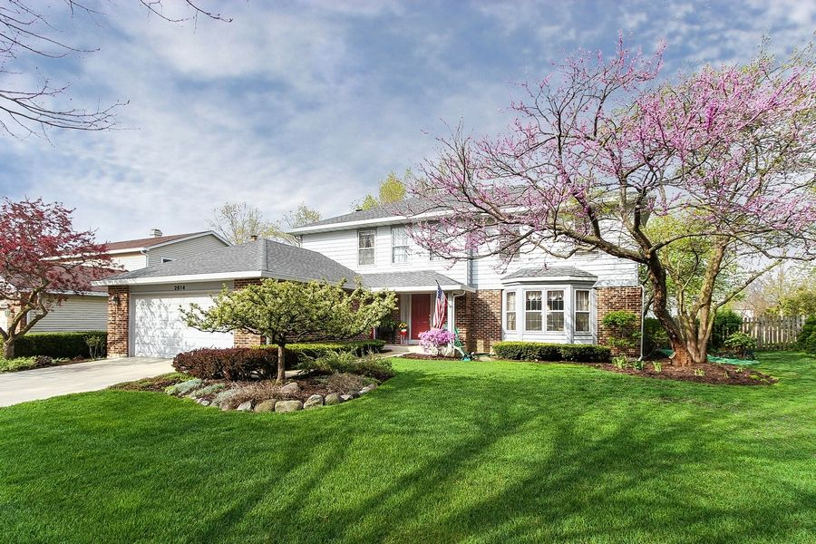 This four-bedroom home is available in Northgate, a popular Arlington Heights neighborhood.