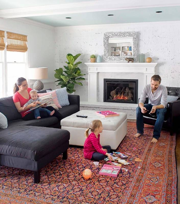 kid friendly living rooms as lovable as they are livable