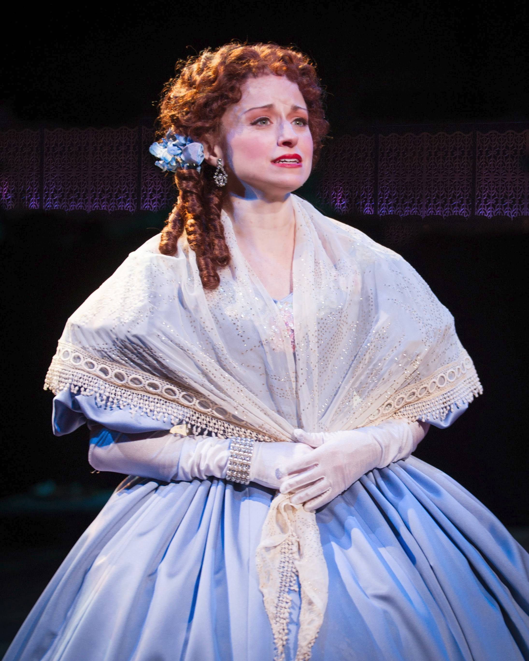 "Heidi Kettering earned a 2015 Equity Jeff Award for her performance as Anna in Marriott Theatre's revival of ""The King and I."""