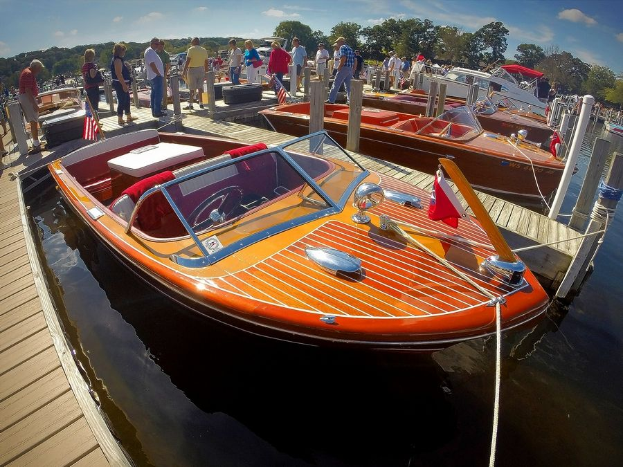 1956 Chris-Craft Continental, Michael Motherway, Northbrook