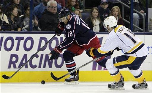 Blue Jackets looking for fewer injuries return to playoffs