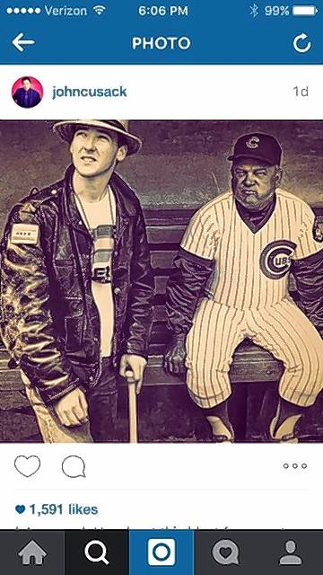 Celebrity fans like Newhart, Mantegna, Cusack share Cubs memories