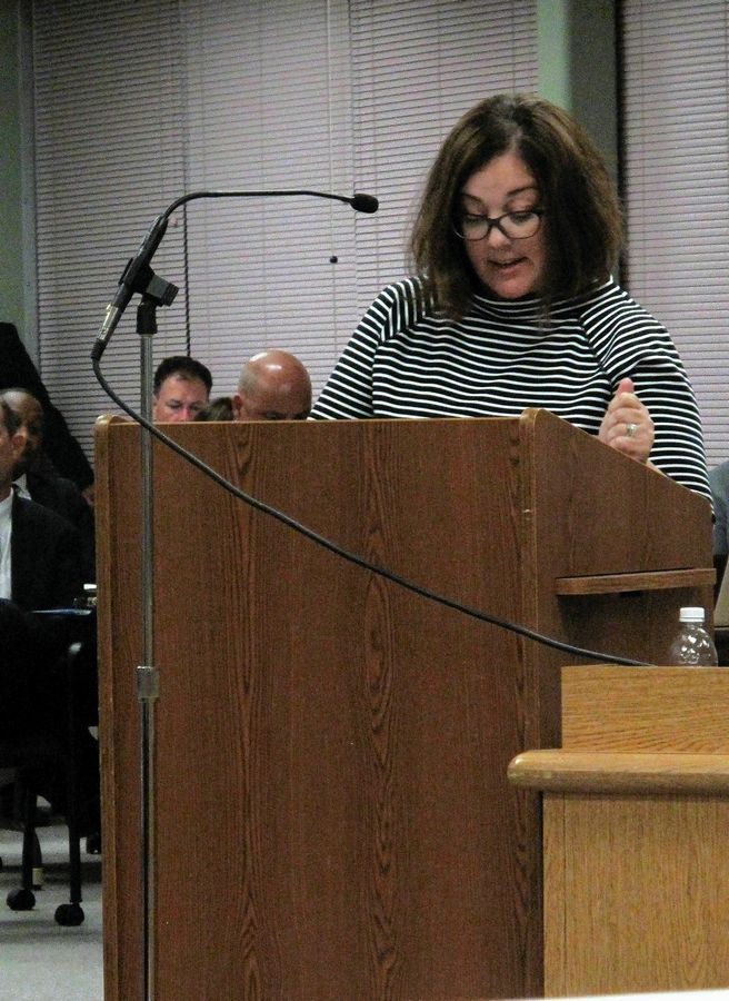 Parent Jamie King says she is concerned about large class sizes in Indian Prairie Unit District 204 as the teachers union and the district continue to work toward a new contract after two tentative agreements have been rejected by teachers.