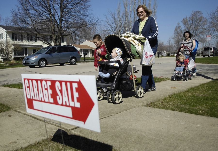 Wheaton residents may soon be restricted to hosting only two garage sales per year. The city council is scheduled to vote on a proposed ordinance later this month that tightens existing garage sale regulations.