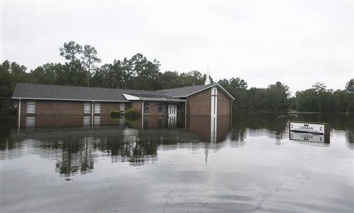 South Carolina Cleans Up But Worries Remain Amid Floods