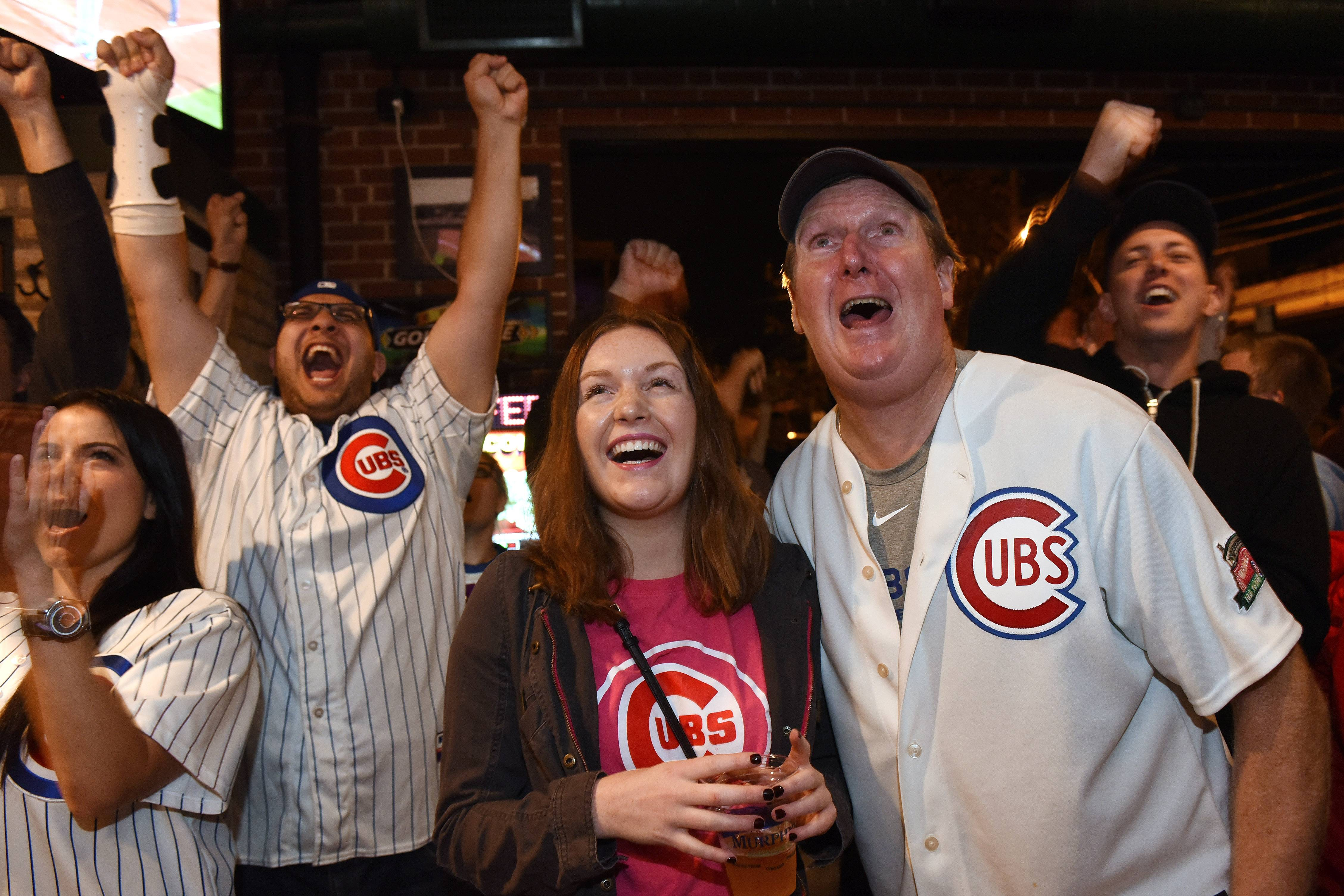 Cubs fans unite: 'We got this. This is our year'