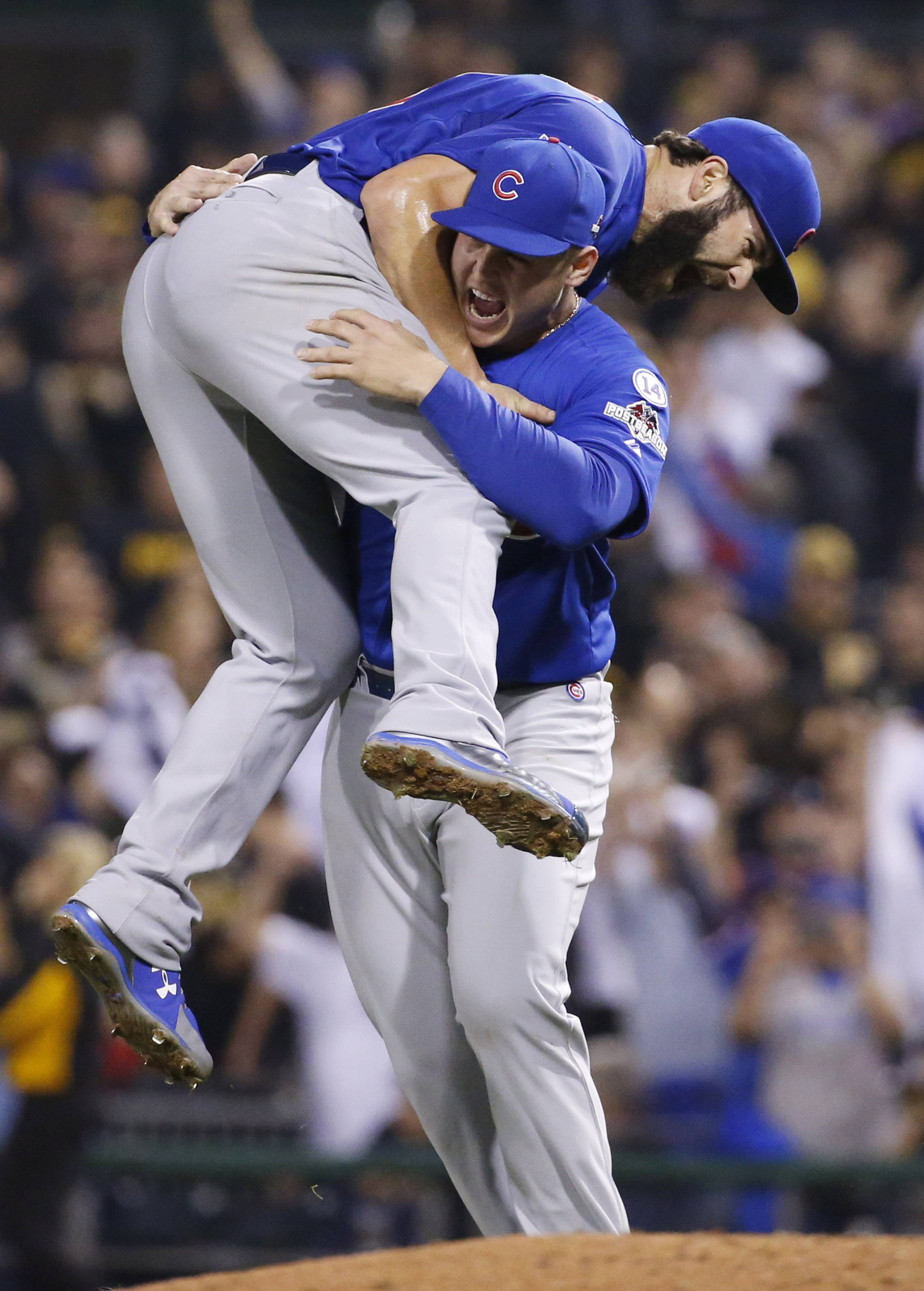 Rozner: Young Cubs take another wild step