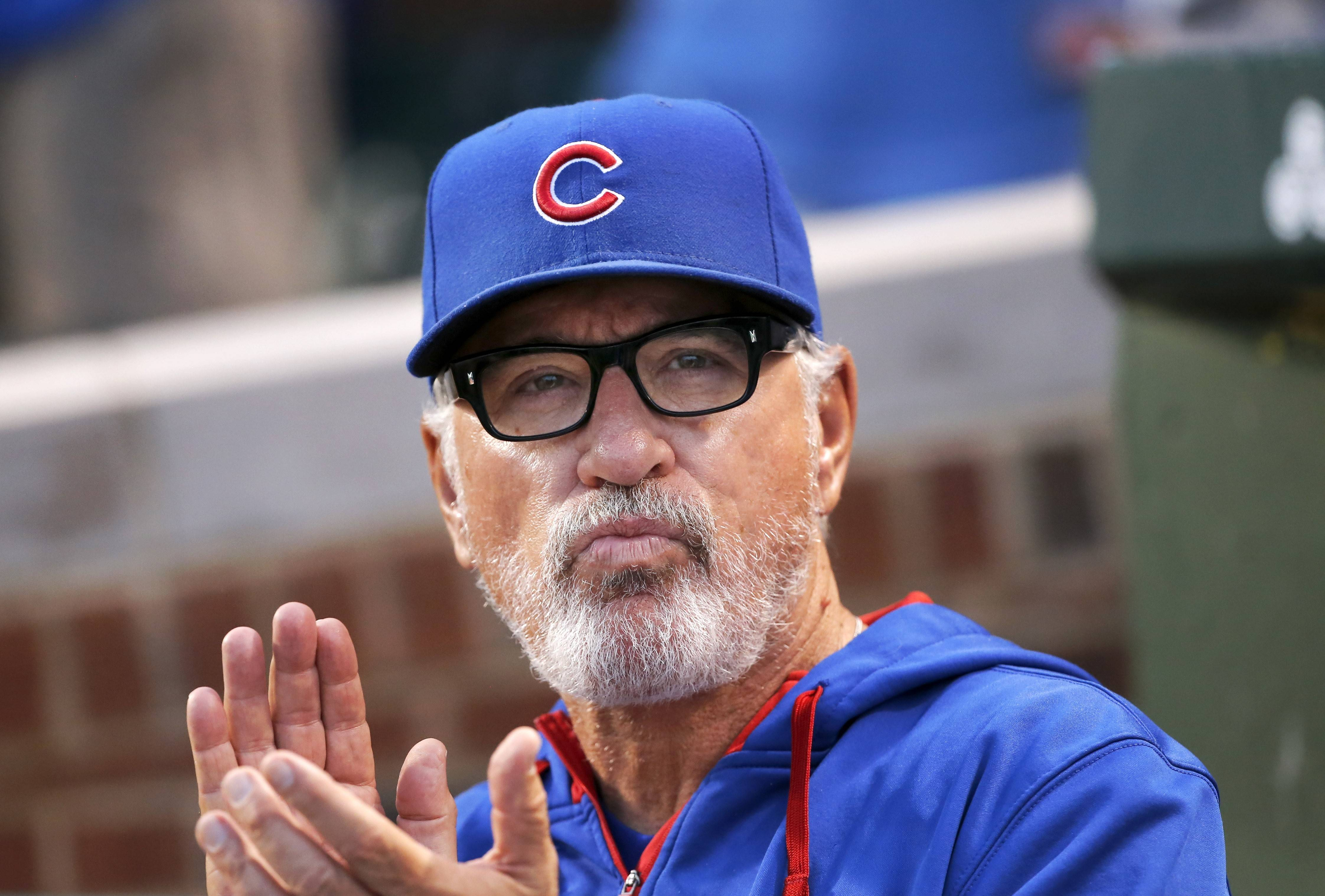 Joe Maddon, the most interesting man in baseball