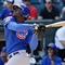 Images: Chicago Cubs outfielder Jorge Soler