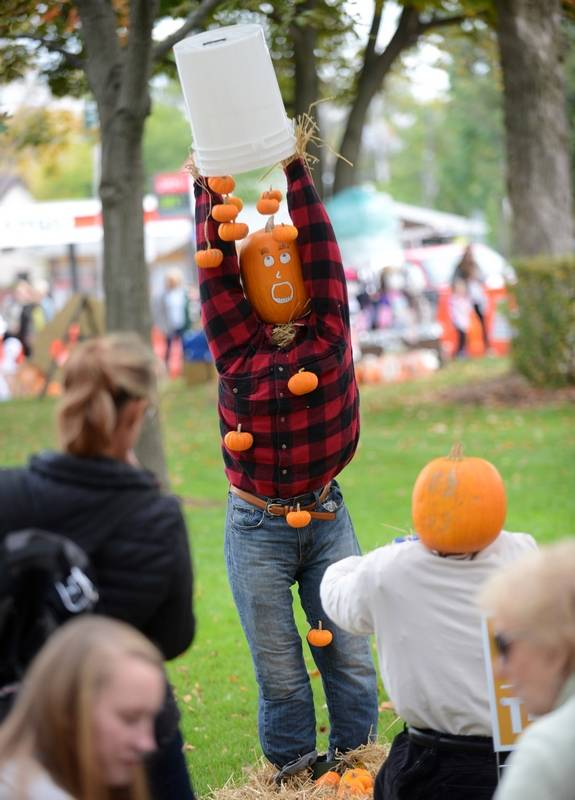 Festivals Welcome Fall At A Seasonal Celebration