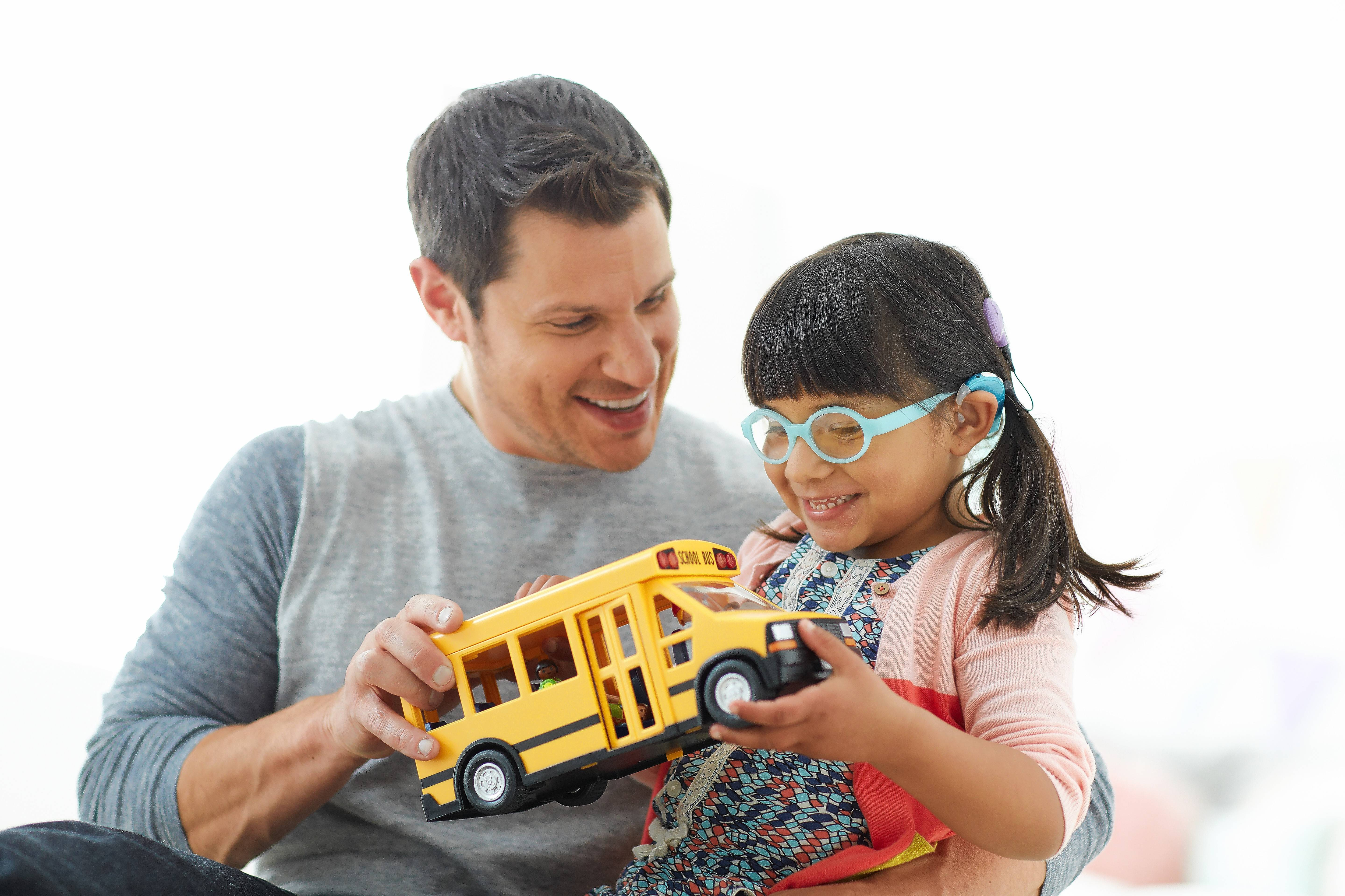 Toy buying made easy for kids of all abilities