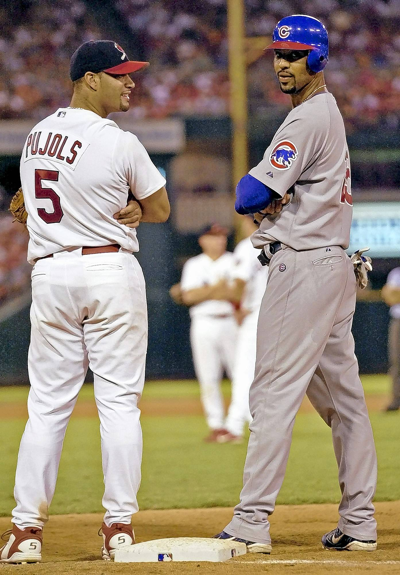 McKnight: Cubs-Cardinals rivalry has lots of special moments