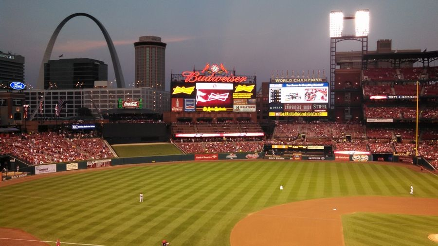 Cubs fans: Headed to St  Louis? Here's a guide to the city