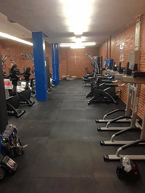 Abbott Middle School in Elgin now has a state-of-the-art fitness center it won through a grant.