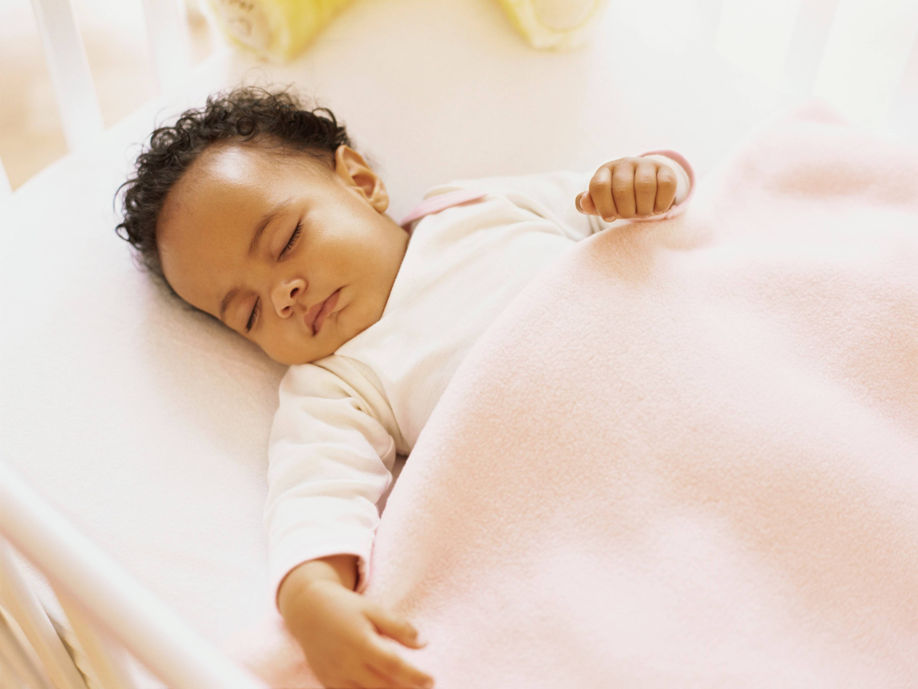 how to make infant sleep at night