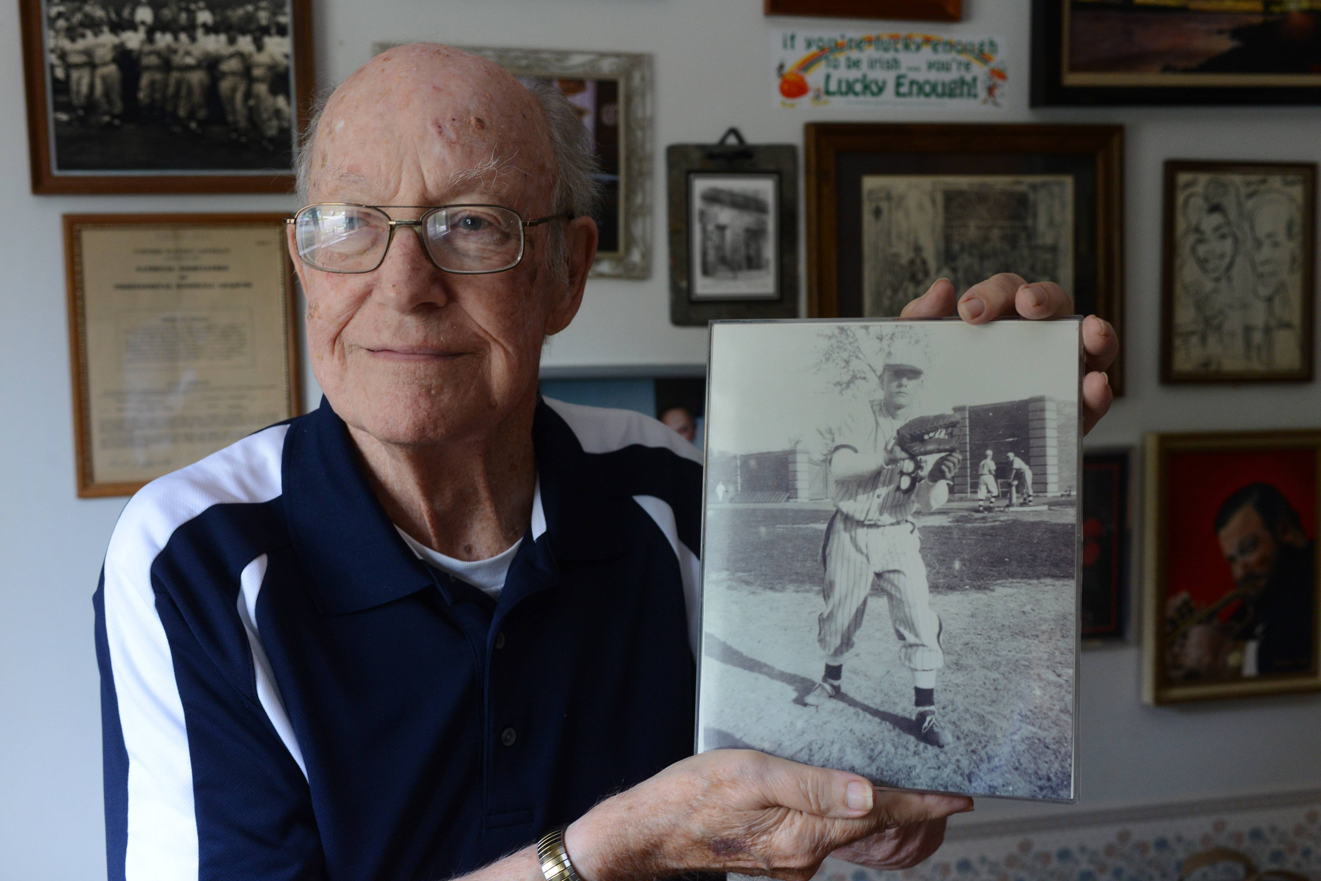 Lifelong Cubs fan from Palatine recalls attending '45 World Series