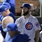 Offense picks up Arrieta on rare off night