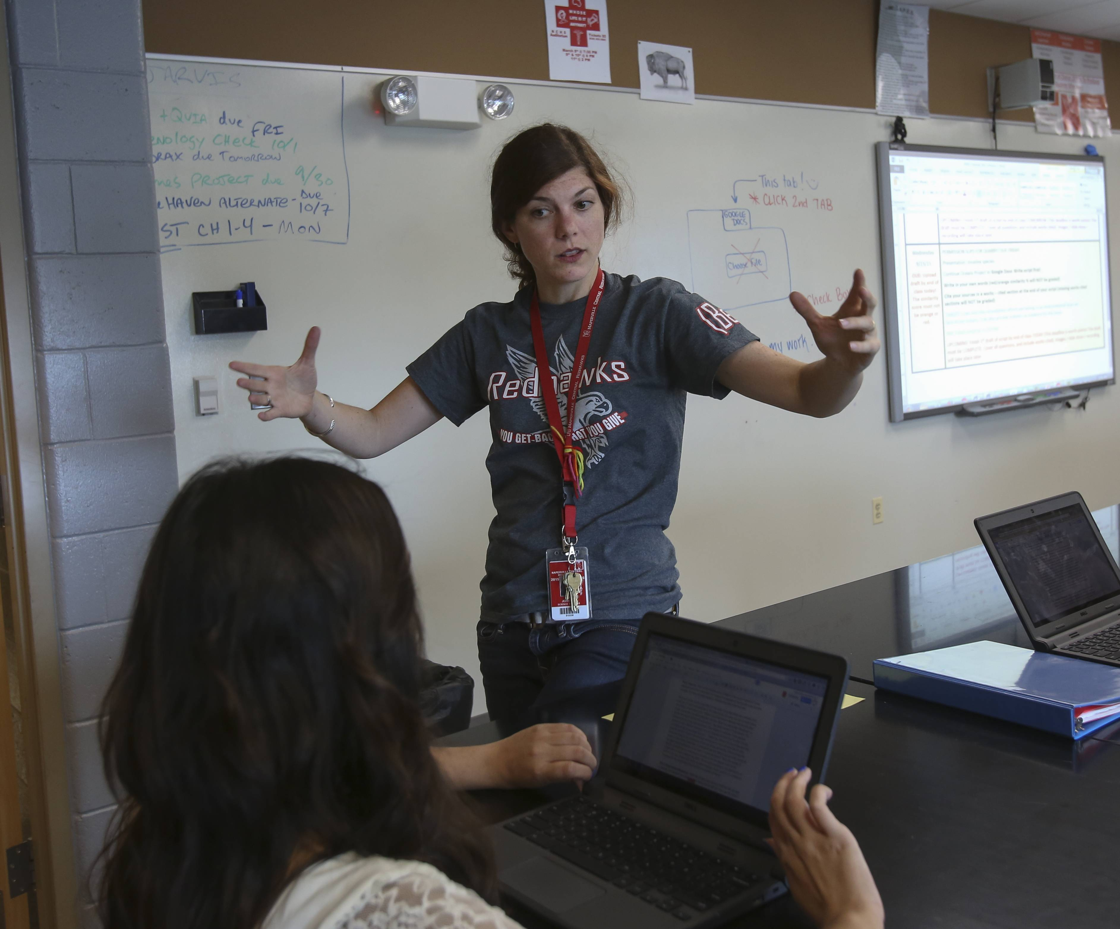 Teaching High School Science - Lawteched