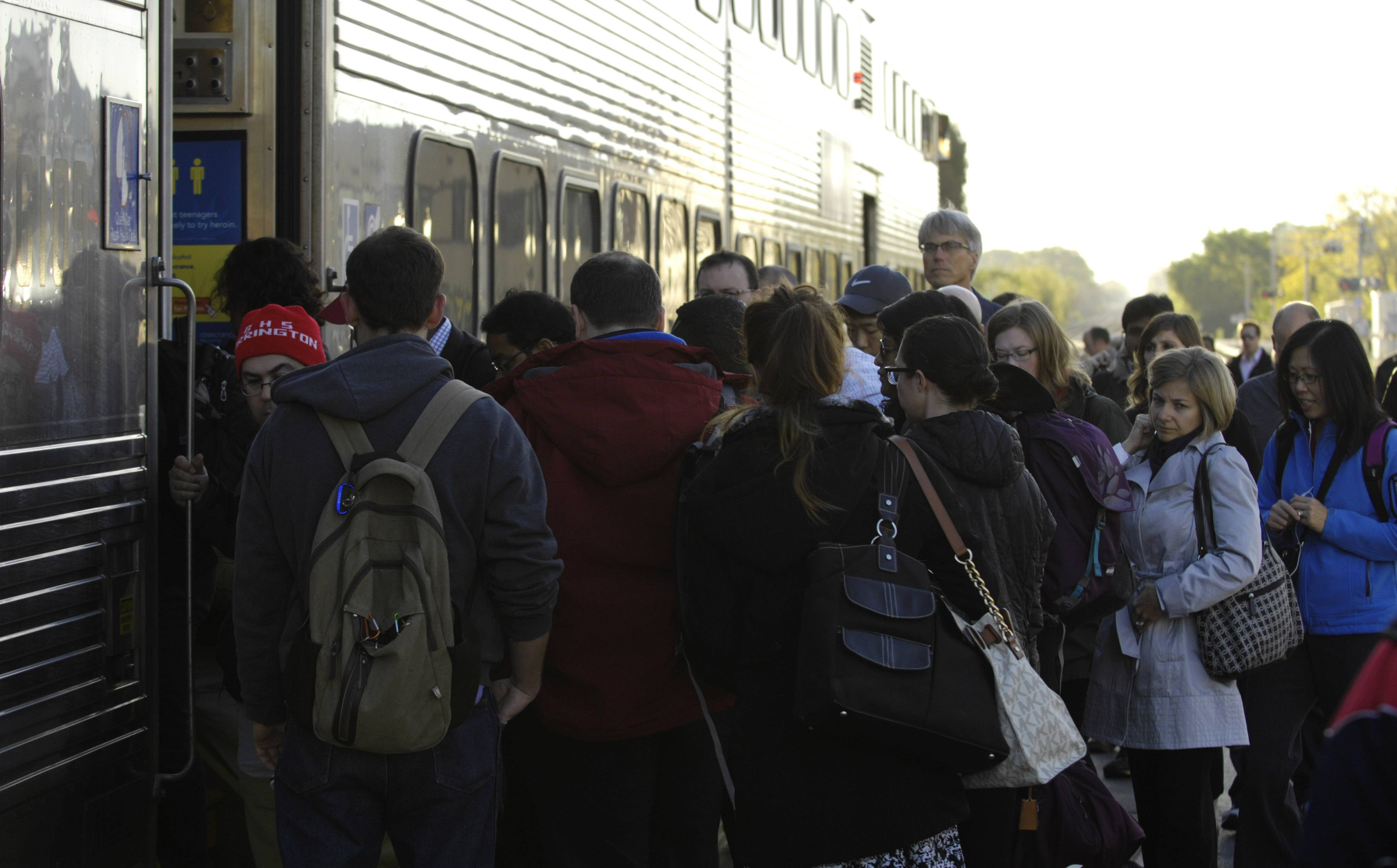 Metra eyes fare hike averaging 2 percent