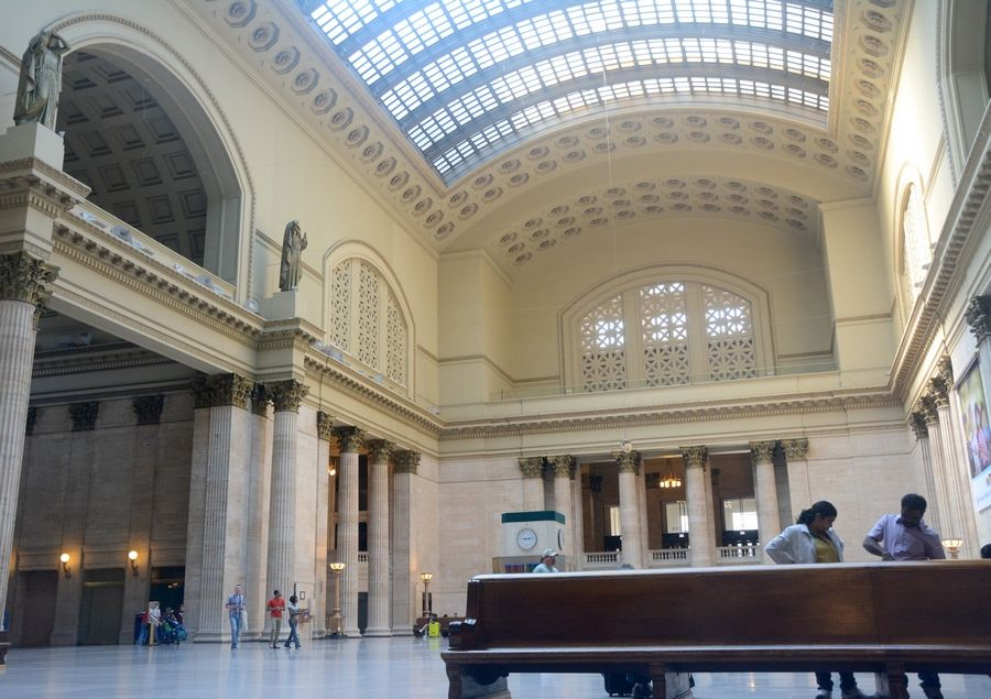 Changes are coming to improve Union Station, Amtrak says. The project will include an expanded concourse, adding and widening entrances, increasing platform size, fixing ventilation problems and building new pedestrian passageways.