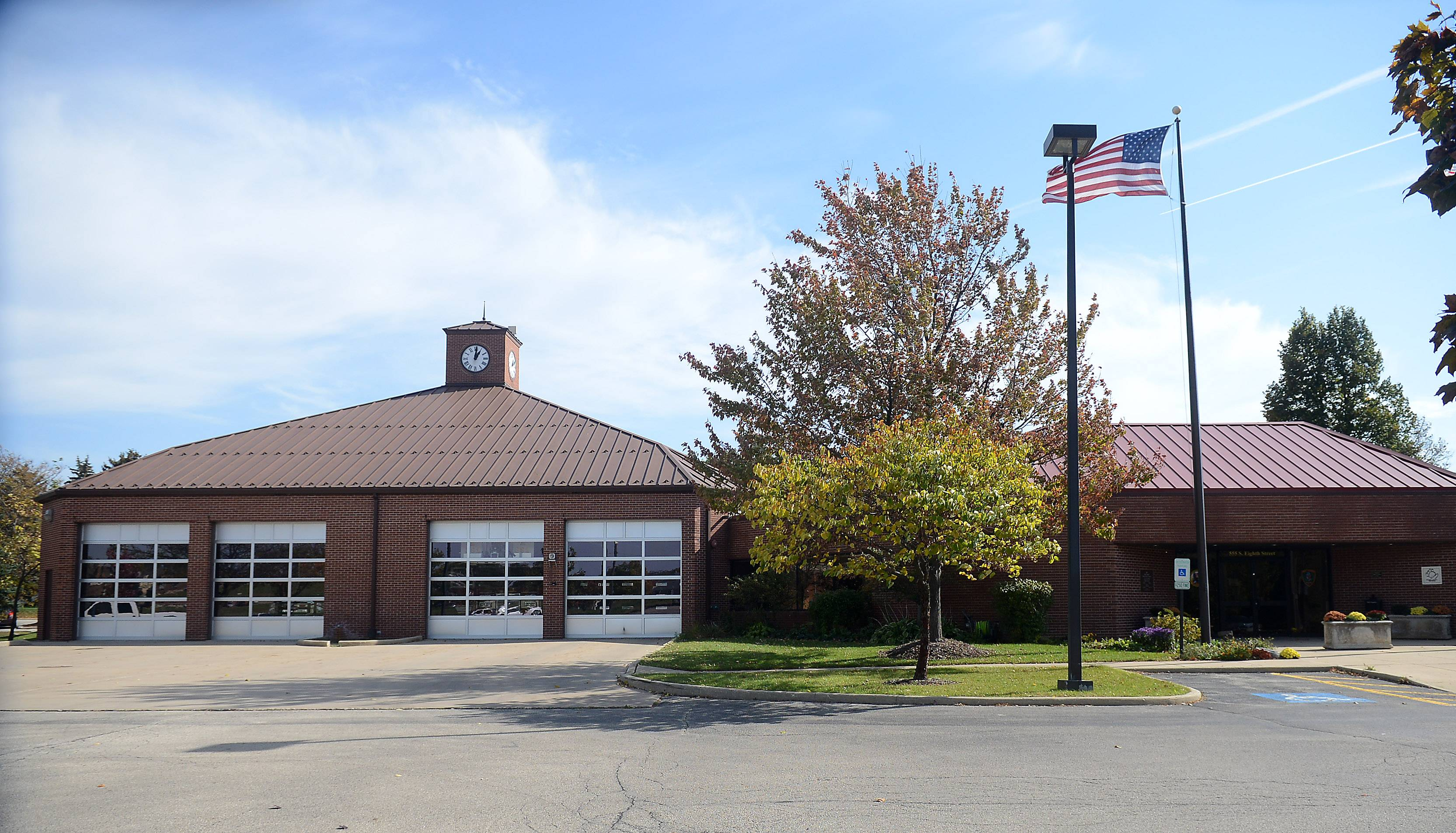 consolidating police fire departments