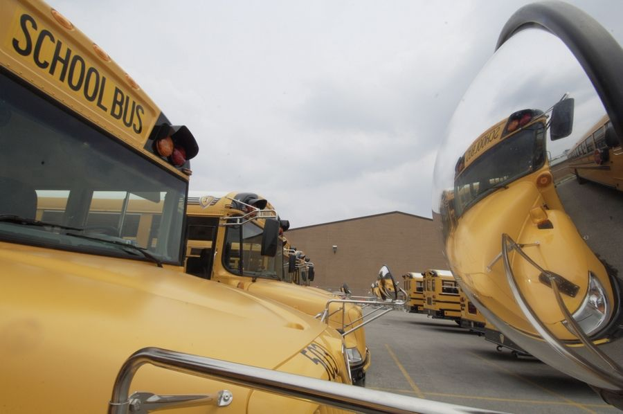 Most suburban school districts are taking in more transportation taxes than they're spending to bus students. Some are using the excess to pay for other operations that already are taxing at their limit.