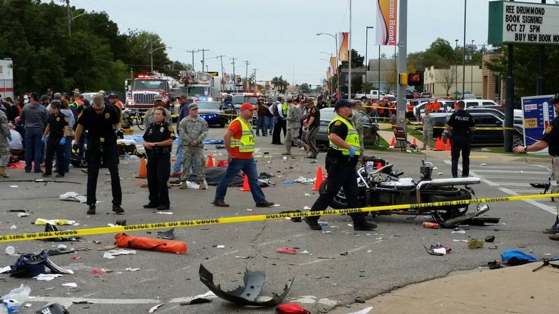 Car Accidents Tulsa Today