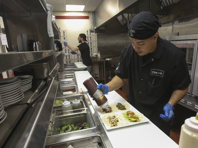 Wheaton taco eatery offers locally grown organic food