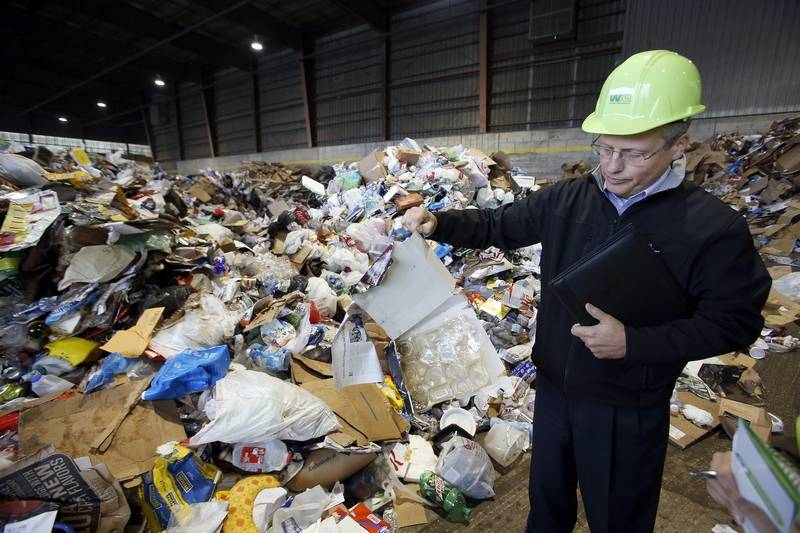 Elgin Waste Management Partner To Tackle Recycling