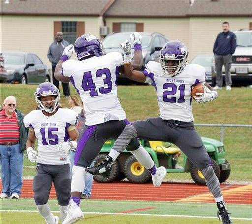 Mount Union Still Rolling Striving To Rule D Iii Again