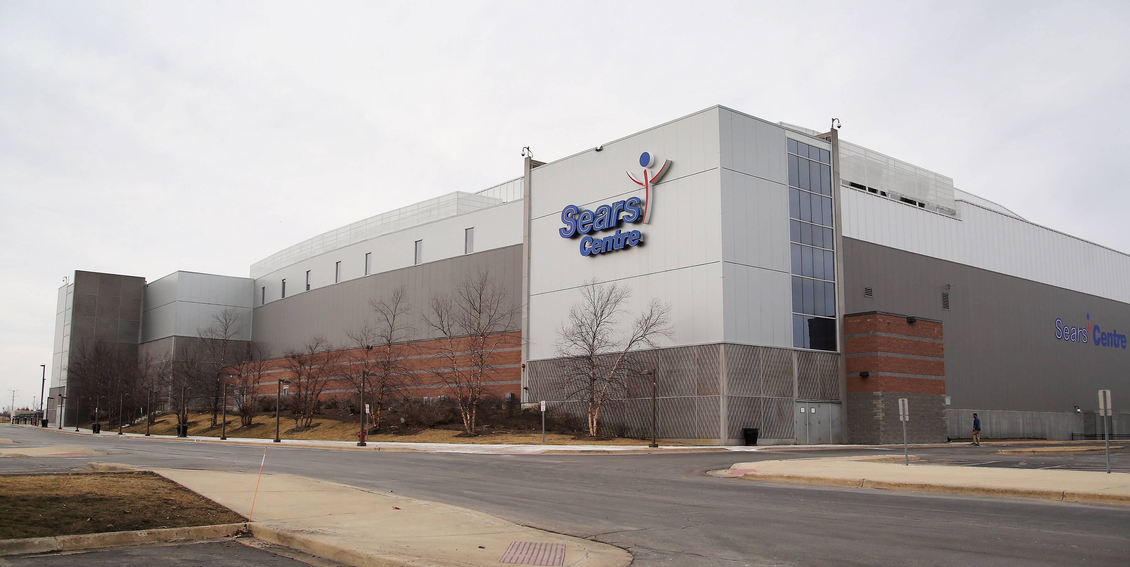 Hoffman Estates's Sears Centre Arena is expected to be the home court of a Chicago Bulls-affiliated NBA Development League team in the fall of 2016.