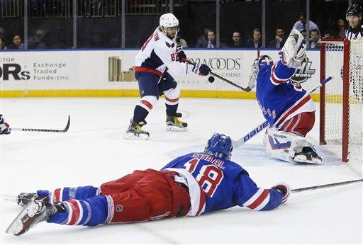 nike foamposite aubergines - Lundqvist has 32 saves, Rangers beat Caps in playoff rematch