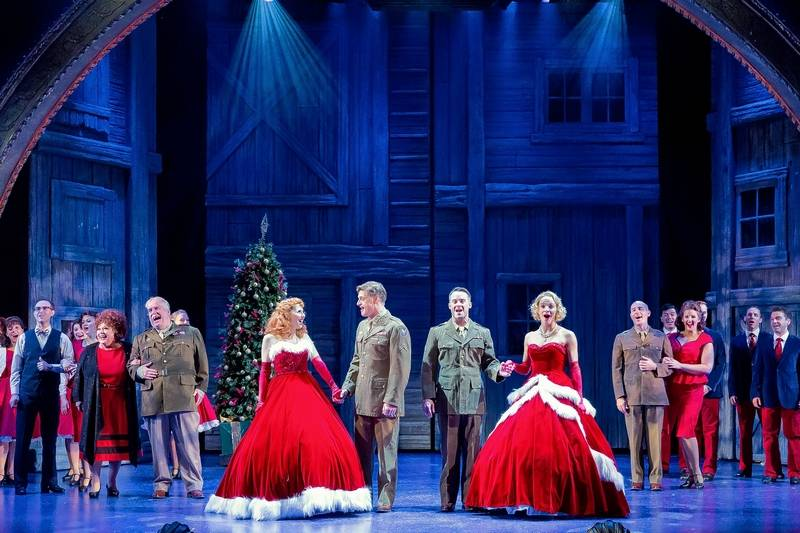 'IRVING BERLIN'S WHITE CHRISTMAS' To Spread Holiday Cheer With National Tour