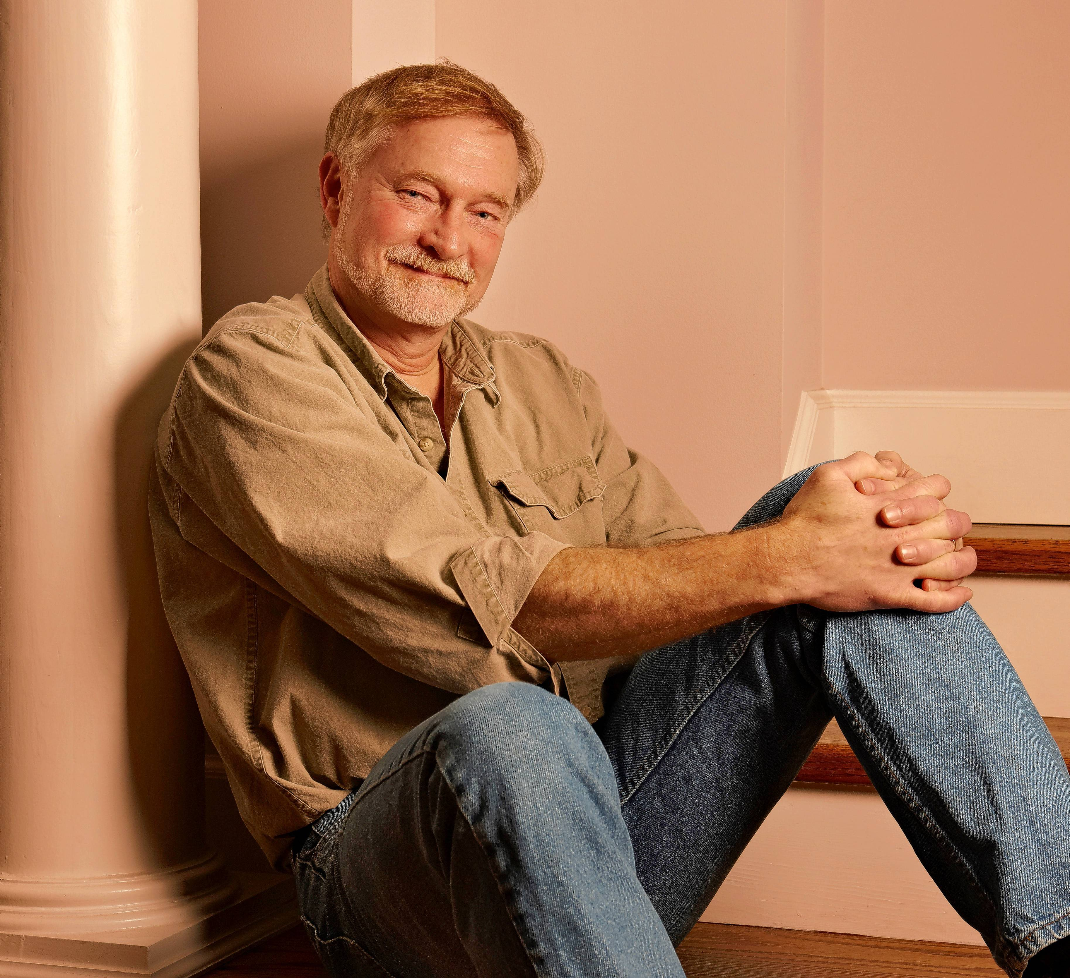 Author Erik Larson will be appearing at the College of DuPage Tuesday evening to discuss his latest book on the sinking of the Lusitania. His appearance is co-sponsored by the Daily Herald.